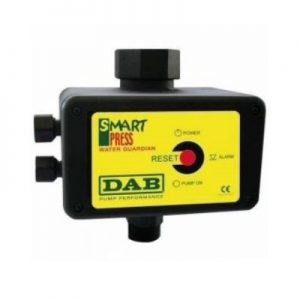 DAB pump controller 1.5bar