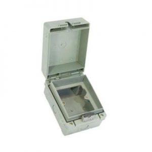 Outdoor Socket Box single