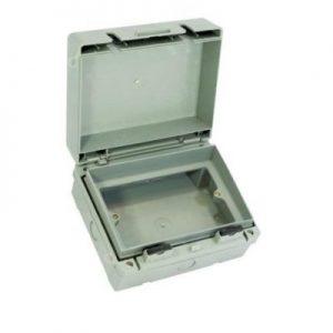 Selectric 2 Gang IP65 Outdoor Box