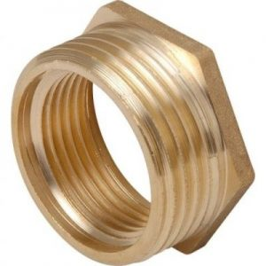 Threaded Brass Bush