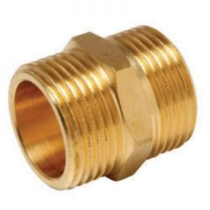 Threaded Brass Nipple